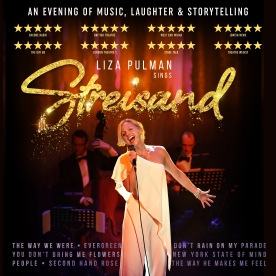 Liza Pulman sings StreisandLPSS Square