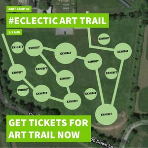 Click image to book for Art Trail