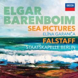 Elgar - Sea Pictures & Falstaff